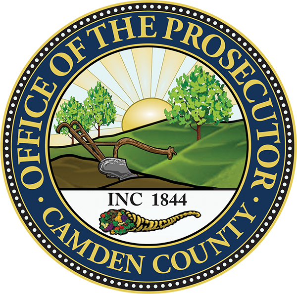 Logo, Camden County Prosecutors Office. Credit: Camden County Prosecutors Office.