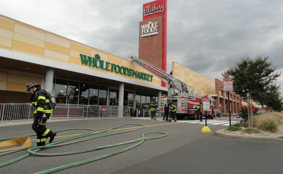 Fire At Whole Foods Cherry Hill Nj