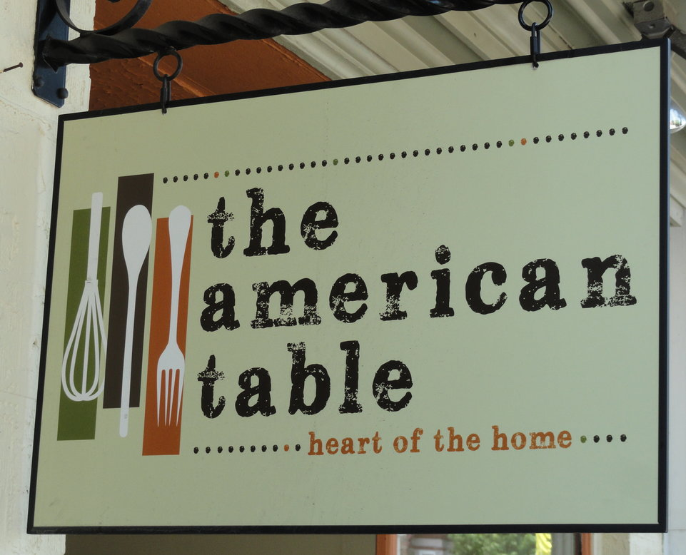 Cyndi Zippilli's kitchen and home goods store, The American Table, will close its doors for good after just two years in Collingswood. Credit: Matt Skoufalos.