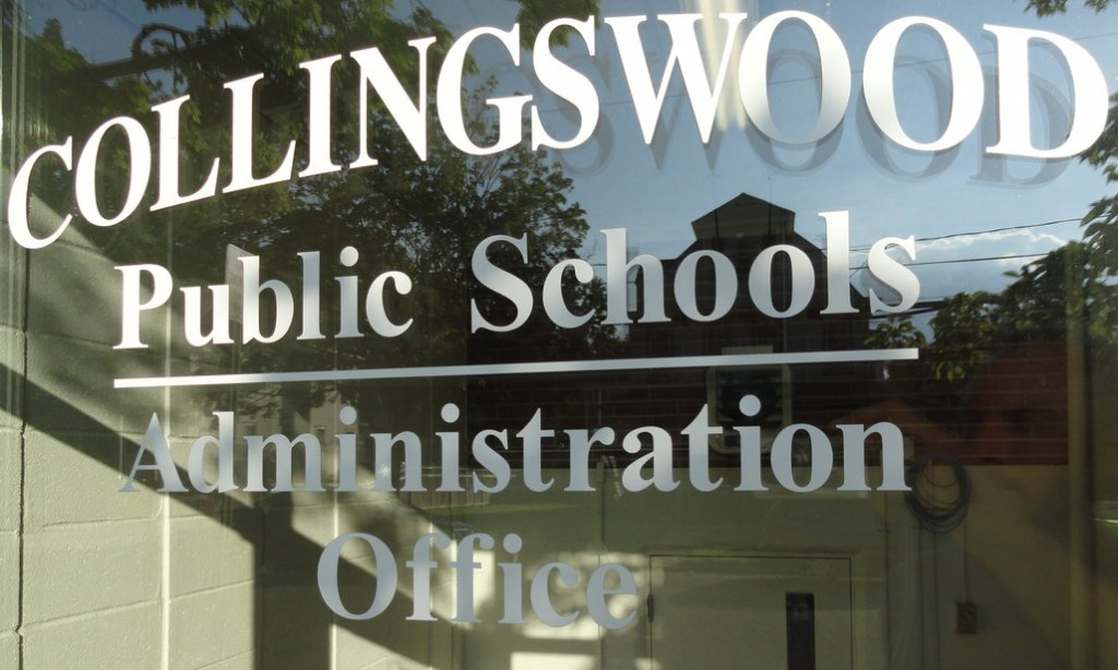 Collingswood Schools administrative offices. Credit: Matt Skoufalos.