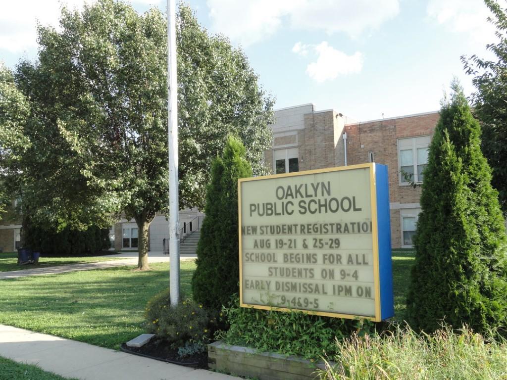 The Oaklyn School. Credit: Matt Skoufalos.