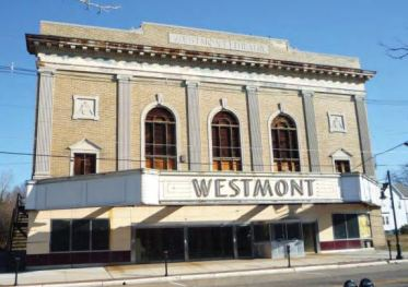 The Westmont Theatre as it appeared in 2012, when acrhitectural firm D F Gibson surveyed the property. Credit: D F Gibson.