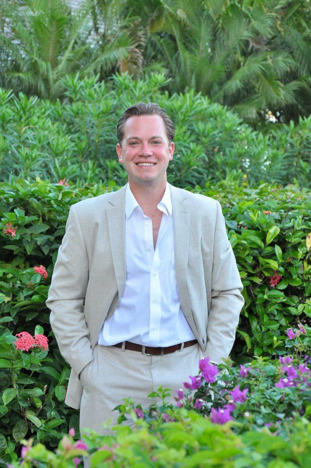 Chris Binder. Credit: Chris Binder.
