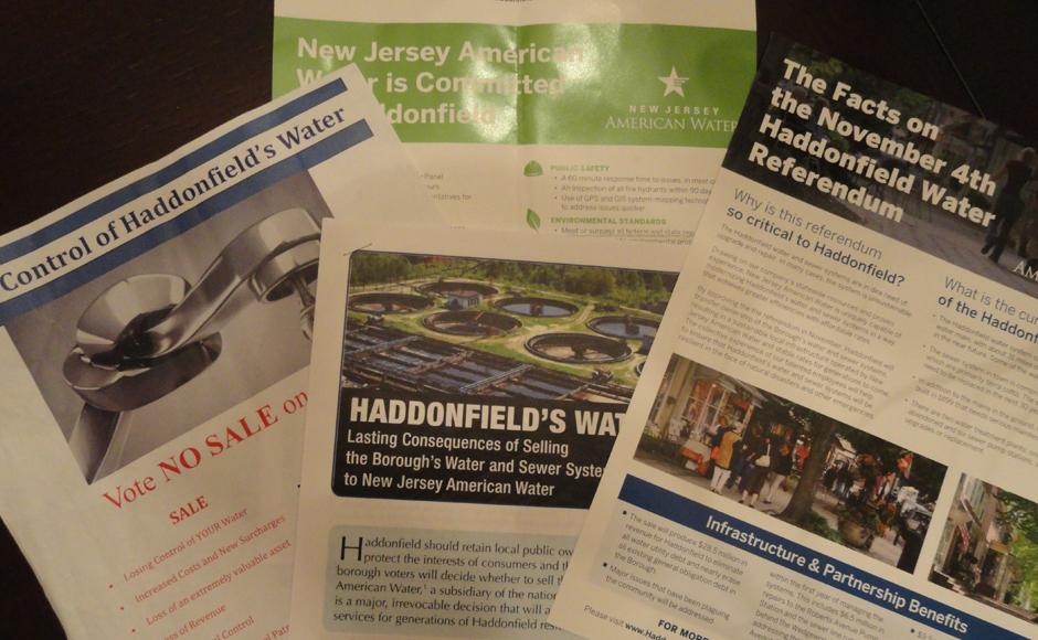 Haddonfield water sale examining claims malvernweather Choice Image