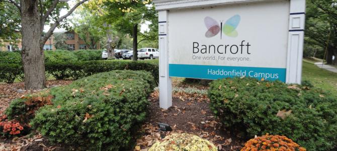 Bancroft property in Haddonfield. Credit: Matt Skoufalos.