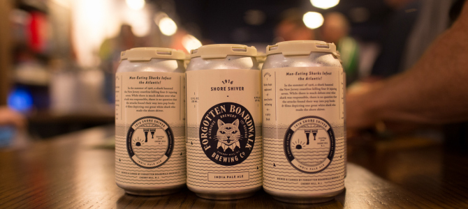 Forgotten Boardwalk cans. Credit: Tricia Burrough.