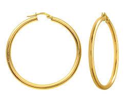 Sample  hoop earrings from Aenigma.