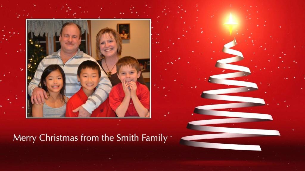 Holiday e-card from Milestone Media.