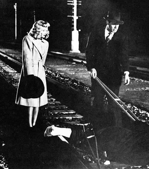 Still from Double Indemnity. Credit: drmvm1 - https://goo.gl/OOC1co.