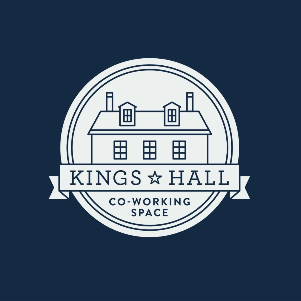 Kings Hall logo. Credit: Kings Hall.