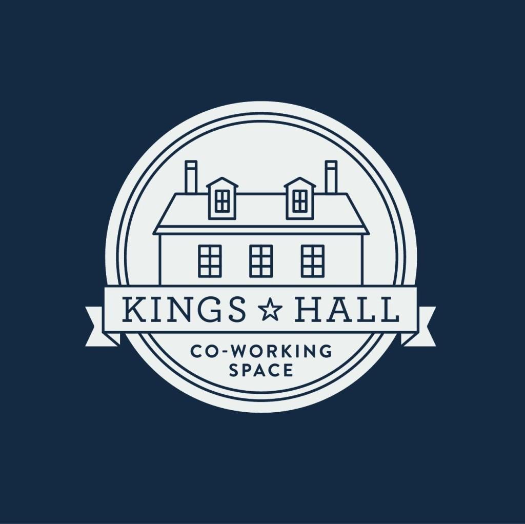 Kings Hall logo. Credit: Kings Hall.