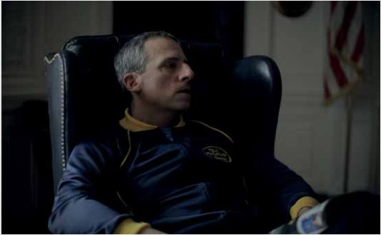 Steve Carell in Foxcatcher. Credit: Foxcatcher.