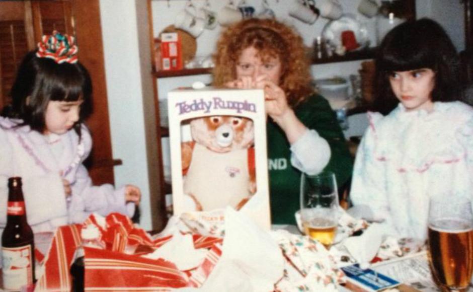 Teddy Ruxpin Christmas. Credit: Shannon McGill.