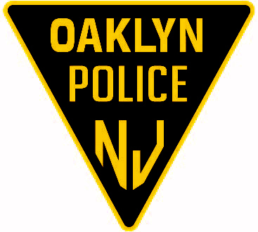 Oaklyn, N J Police seal. Credit: Oaklyn-NJ.net