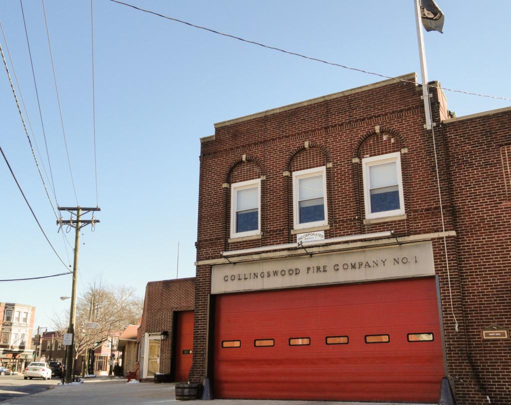Collingswood Fire Department. Credit: Matt Skoufalos.