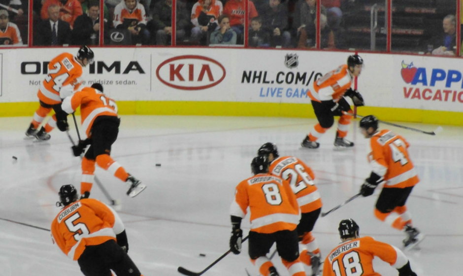 Flyers Warmups - feat