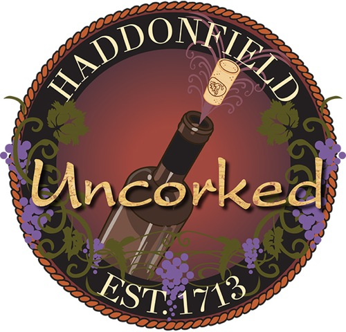 Haddonfield Uncorked Logo. Credit: Partnership for Haddonfield.