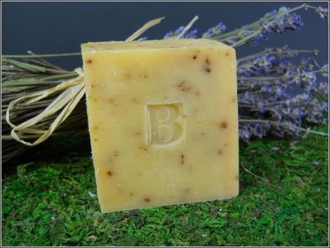 Laurel Springs soap. Credit: Barn and Stone House Soap.