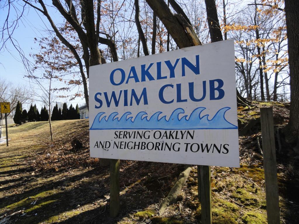 Oaklyn Swim Club. Credit: Matt Skoufalos.