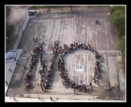 """No Humano."" Credit: AranZazu: http://goo.gl/2tHgiz."