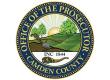 Camden County Prosecutor's Office logo. Credit: CCPO.