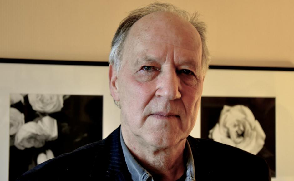Werner Herzog. Credit: Raffi Asdourian. https://goo.gl/ucgfp4