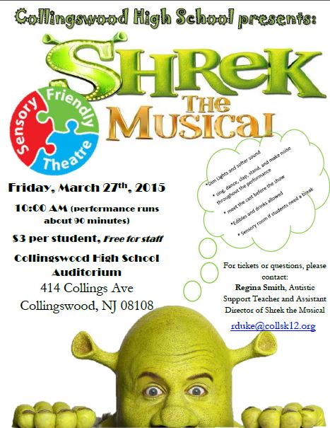 Shrek Flyer. Credit: CHS.