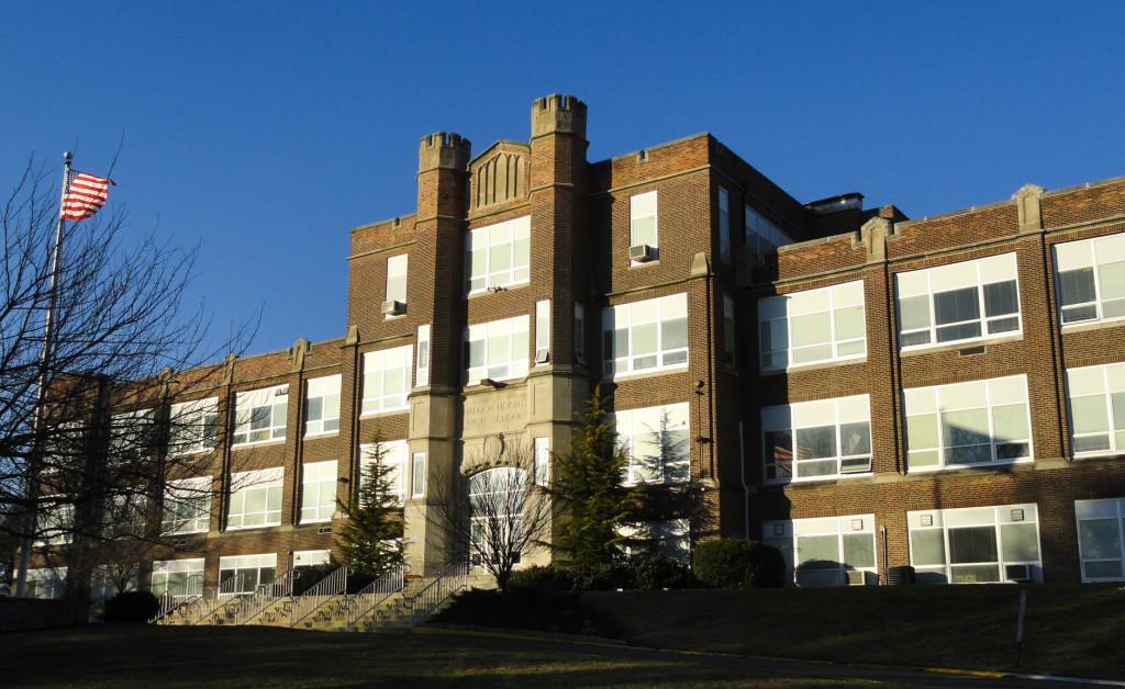 Haddon Heights High School. Credit: Matt Skoufalos.