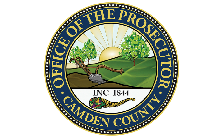 Camden County Prosecutor's Office logo. Credit: CCPO.