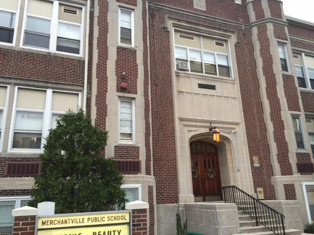 Merchantville School. Credit: Merchantville school district.