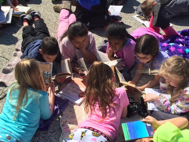 Merchantville students. Credit: Merchantville schools.
