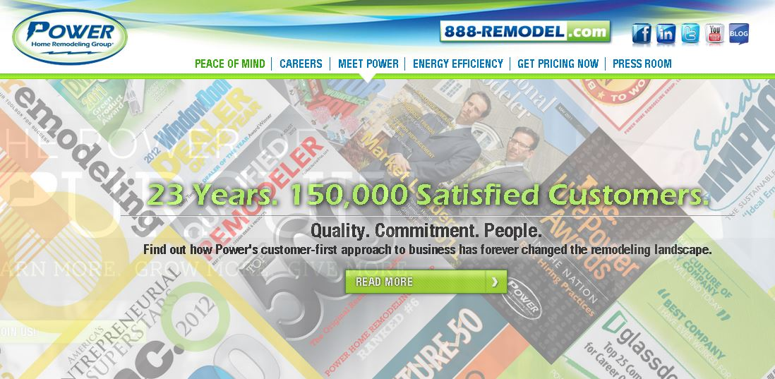 Oaklyn Revokes Solicitation Permits For Power Home Remodeling Group Simple Power Home Remodeling Group Careers