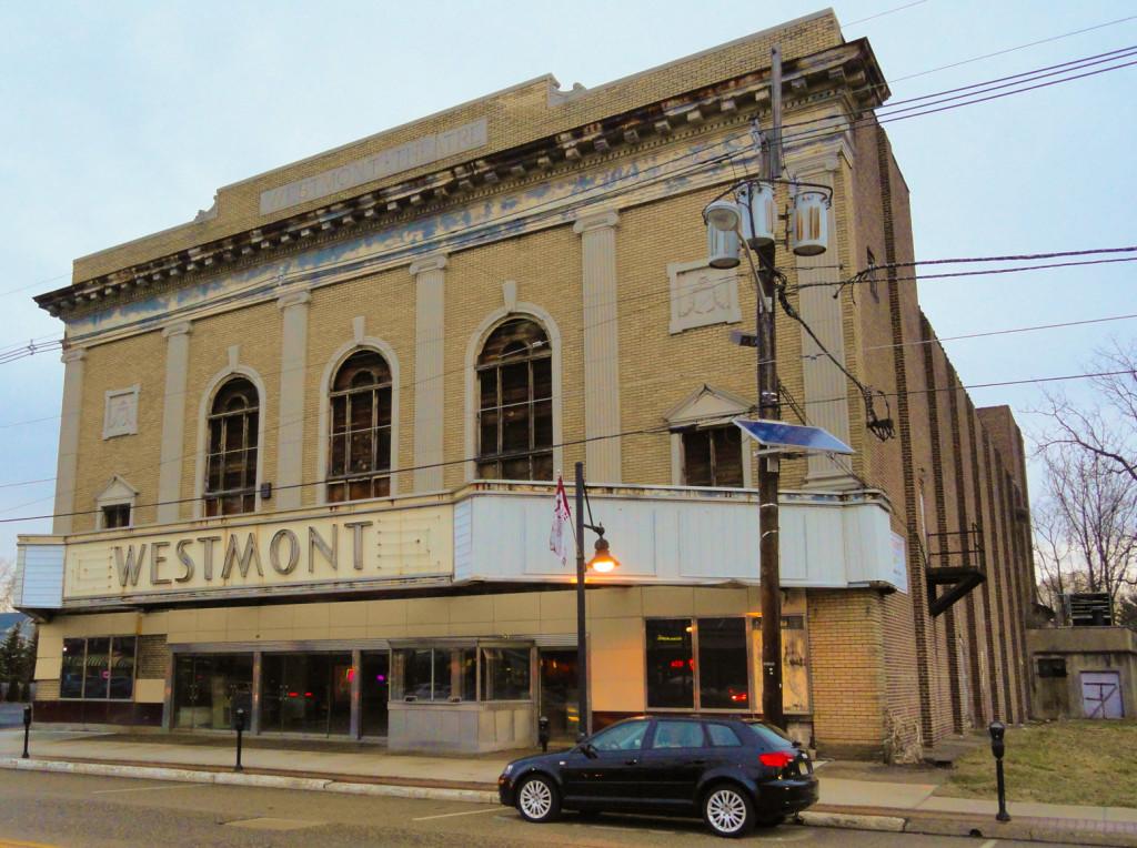 Westmont Theatre. Credit: Matt Skoufalos.