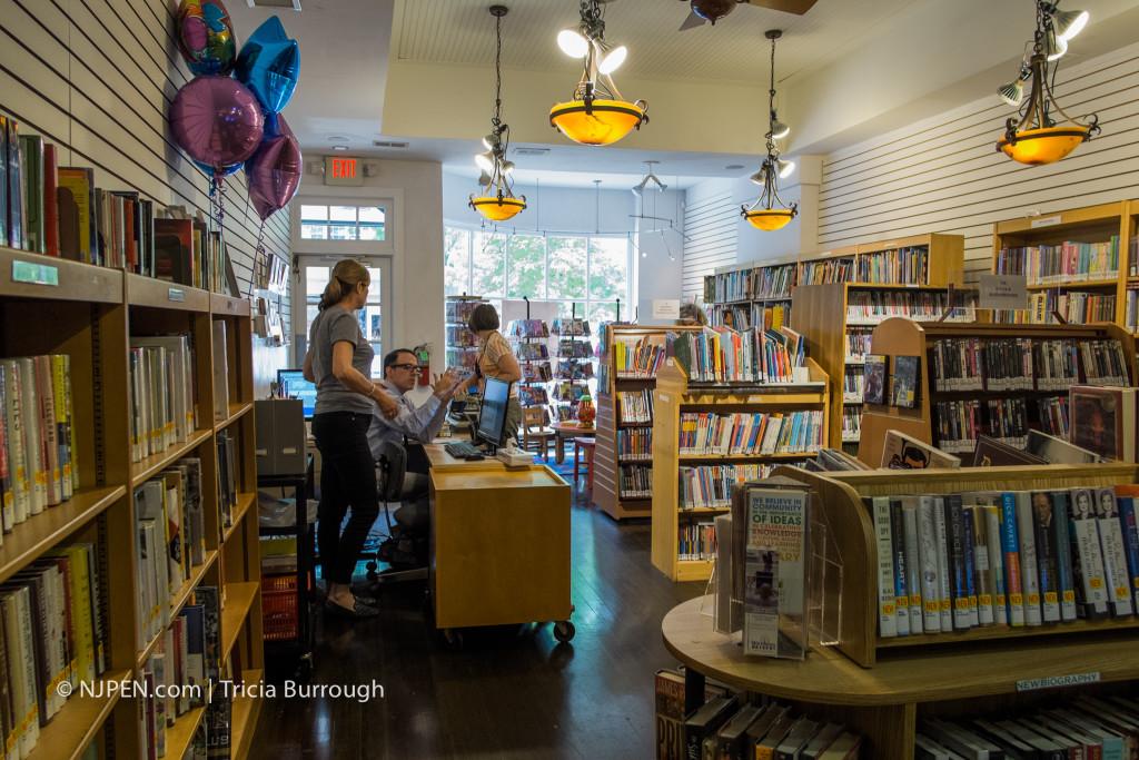 Haddonfield Library Annex. Credit: Tricia Burrough.
