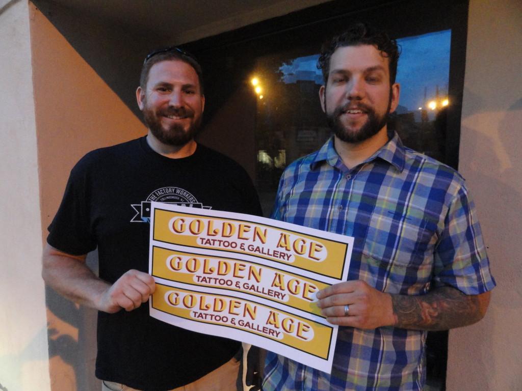 Marchetty (left) and Miller. Credit: Matt Skoufalos.