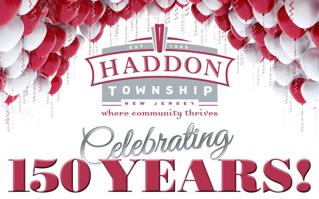 Haddon Twp. 150th. Credit: Haddon Twp.