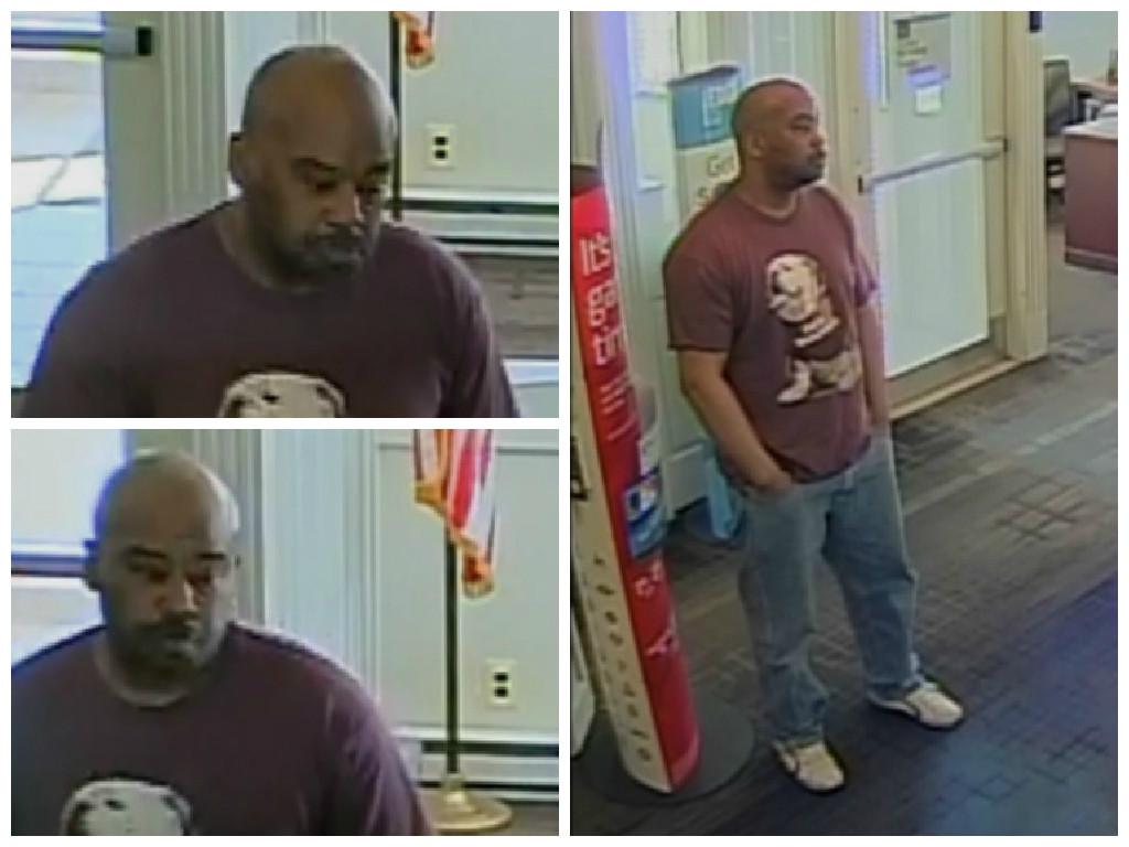 Merchantville Robbery Suspect. Credit: CCPO.