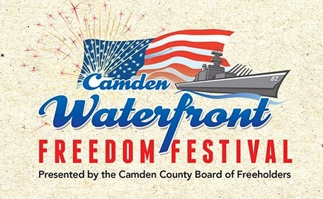 Waterfront Freedom Festival. Credit: Camden County.