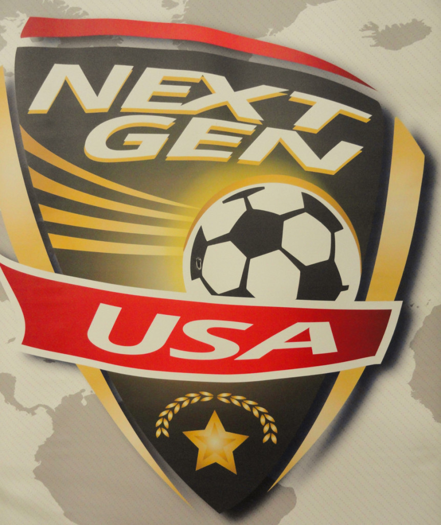 Next Gen USA logo. Credit: Matt Skoufalos.