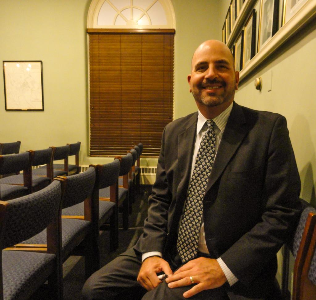 Haddonfield Mayor Jeffrey Kasko. Credit: Matt Skoufalos.