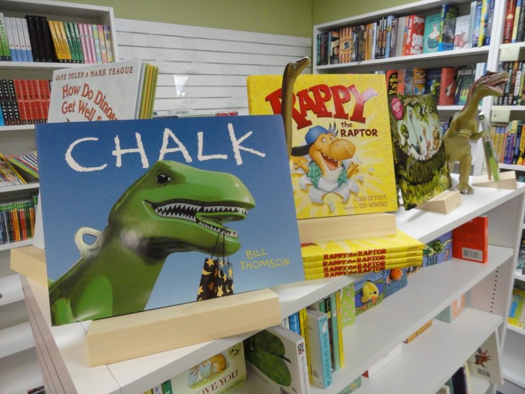 Inkwood's children's section. Credit: Matt Skoufalos.