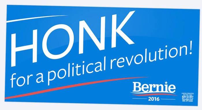 Bernie Sanders Organizing Meeting