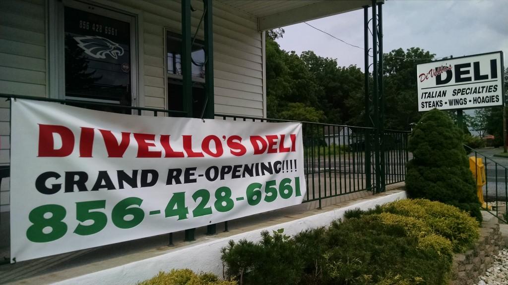 Di Vello's Deli. Credit: Matt Skoufalos.