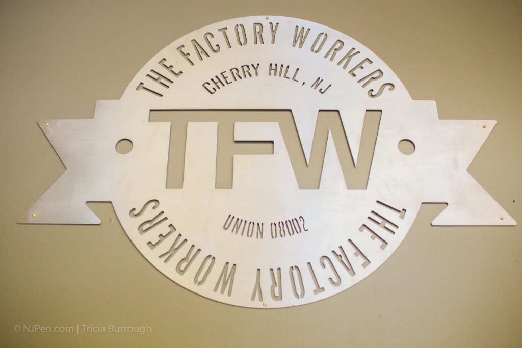 The Factory - Cherry Hill. Credit: Tricia Burrough.