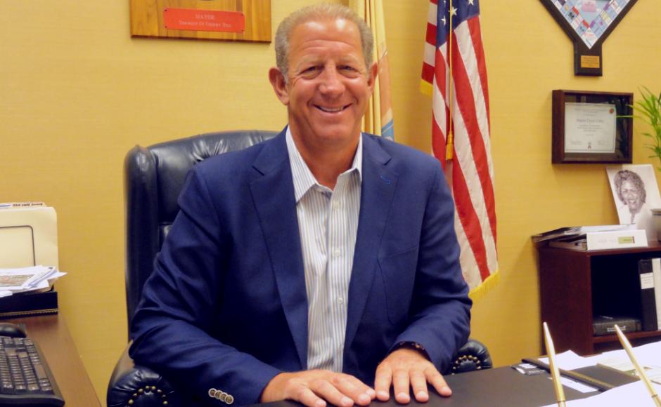 Mayor Chuck Cahn. Credit: Matt Skoufalos.