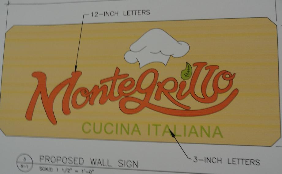 Montegrillo logo. Credit: Matt Skoufalos.