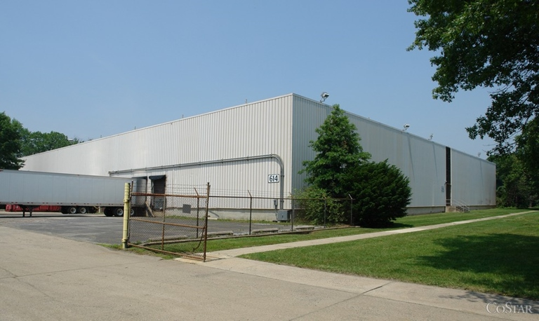 Saunders Publishing Warehouse