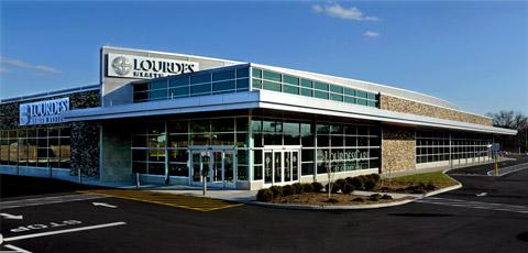 Lourdes Urgent Care in Cherry Hill. Credit: Lourdes.