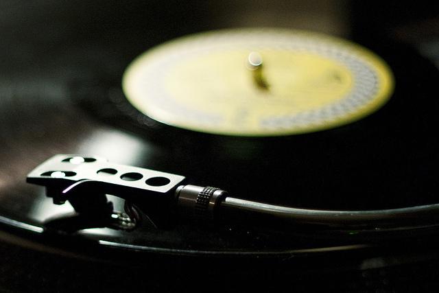 'Vinyl,' by Petras Gagilas. Credit: https://goo.gl/fePhGK