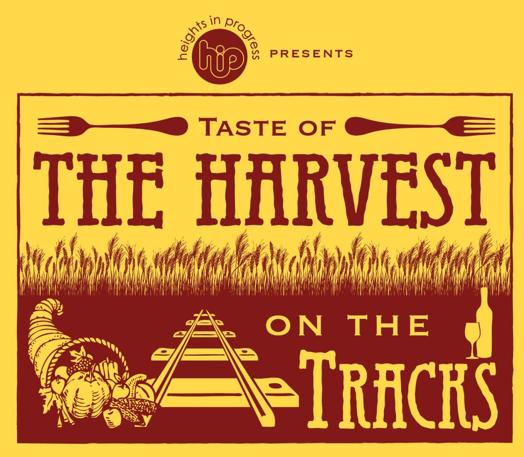 Taste the Harvest on the Tracks